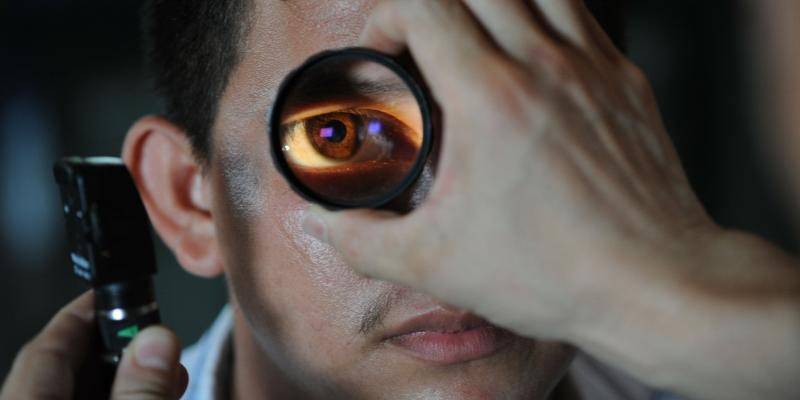 What can we do to maintain good eyesight throughout life?