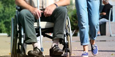 Hospicjum domowe - opieka dla nieuleczalnie chorych sprawowana w domu
