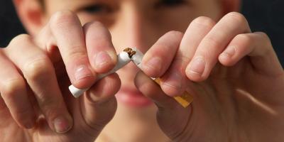 Od 2010 r. obowiązuje zakaz palenia w miejscach publicznych