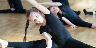 Why should children do posture correction exercises?