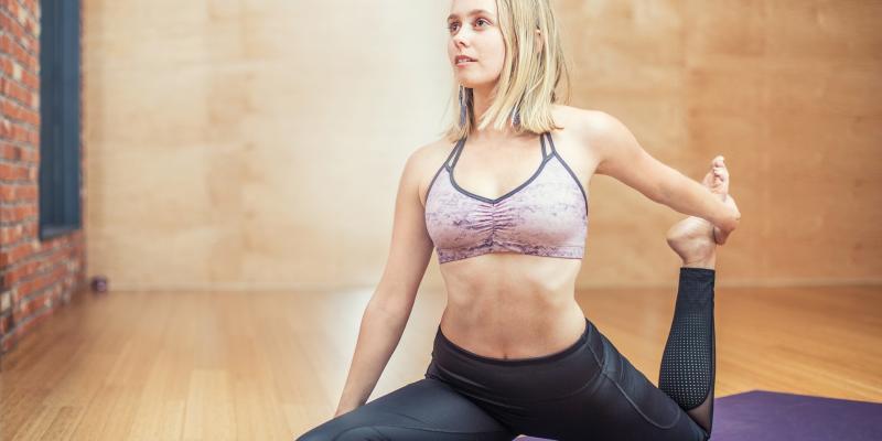 Fitness w domu – jakie ćwiczenia