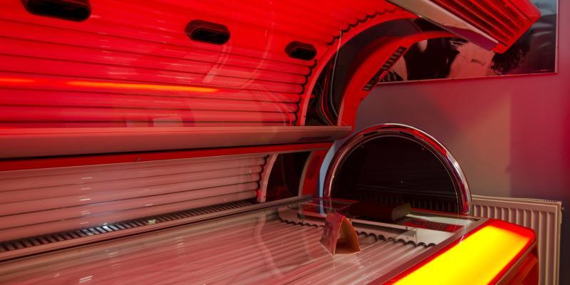 Opalanie w solarium może być niebezpieczne
