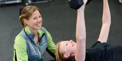 Siłownia - jak bezpiecznie rozpocząć ćwiczenia