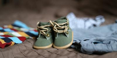 Jak dobrać pierwsze buty?