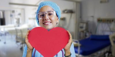 Stres pacjenta przed zabiegiem może złagodzić pielęgniarka