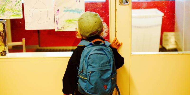 Postawa dziecka zależy m.in. od właściwego wyboru tornistra