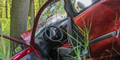Pierwsza pomoc w wypadkach drogowych - dbaj też o swoje bezpieczeństwo