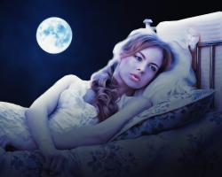 Trudności z zasypianiem to nie bezsenność
