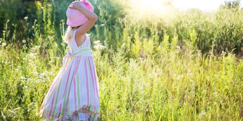 Dzieci powinny być muskane słońcem – radzą lekarze