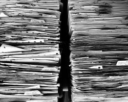 Papierowa dokumentacja medyczna - do sierpnia 2017 r.
