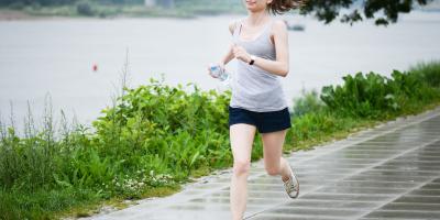 Ruszaj się dla zdrowych piersi