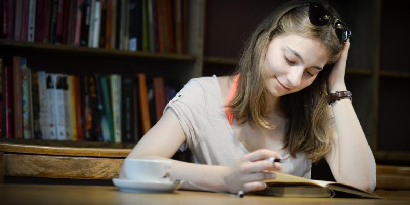 Czytanie książek: siedem korzyści dla zdrowia