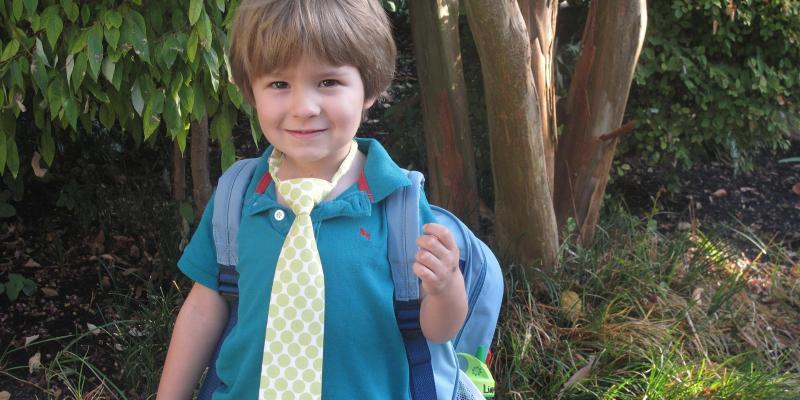 Idąc do szkoły piechotą, można zyskać 45 min. ruchu dziennie