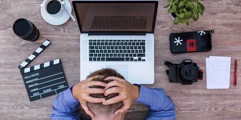 Permanentny stres może zwiększać ryzyko zawału i udaru