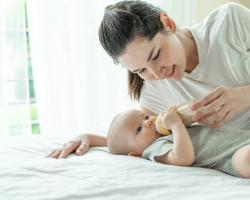 Nietolerancja laktozy u niemowląt - jak pomóc dziecku?
