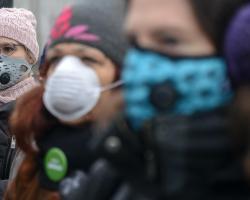 Złe powietrze zabija prawie milion Europejczyków rocznie