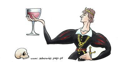 Kac - nieodłączny towarzysz picia alkoholu?