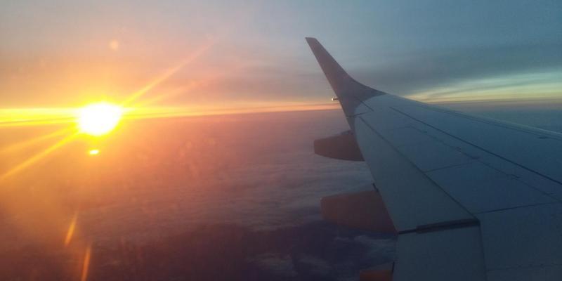 Nie wsiadaj do samolotu z chorymi zatokami