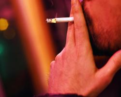 Od palenia papierosów można zbrzydnąć