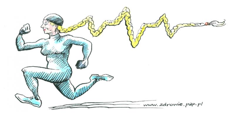 Ogólne zmęczenie może być skutkiem zespołu niespokojnych nóg?