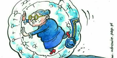 Nie tylko seniorzy są bardziej narażeni na ciężki przebieg COVID-19