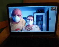 Noszenie maseczek a astma i POChP