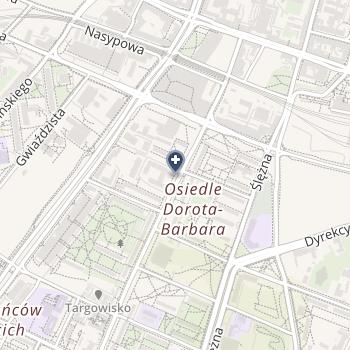 NZOZ Dental-Art na mapie