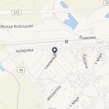 Zespół Opieki Zdrowotnej w Świętej Katarzynie na mapie