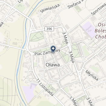 Citodent Centrum Stomatologiczne Furtak-Pobrotyn i S-Ka na mapie
