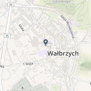"""NZOZ """"Przychodnia Krzysztof"""" na mapie"""