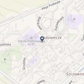 Gabinet Okulistyczny Lekarz Beata Umińska-Burek na mapie