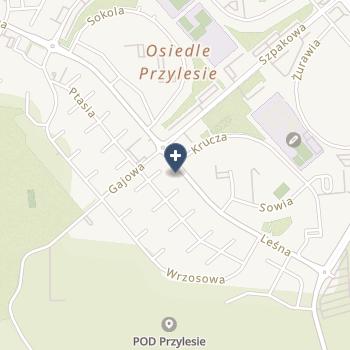 Barys Lidia Prywatny Gabinet Stomatologiczny na mapie