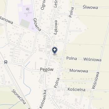 Gabinet Stomatologiczny Elżbieta Rakowska na mapie