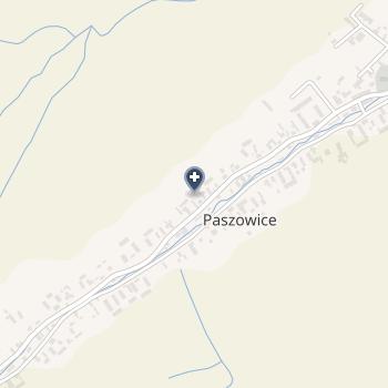 Gminny Zespół Zakładów Opieki Podstawowej w Paszowicach na mapie