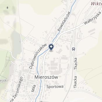 Gabinet Dentystyczny Anna Piwowarczyk-Koziejko na mapie