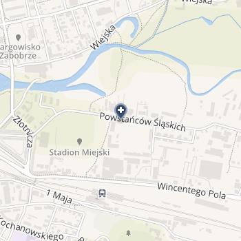 Centrum Medyczne na mapie
