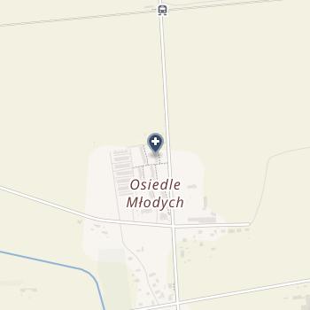 Jarosław Trojnar Praktyka Lekarza Rodzinnego na mapie