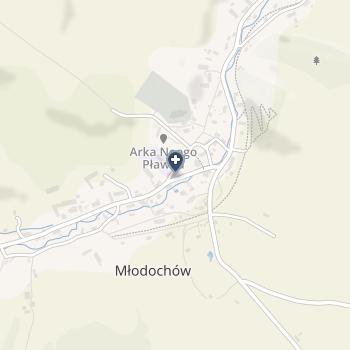 NZOZ Lubomed na mapie