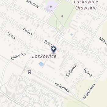 Ośrodek Zdrowia Jelmed na mapie