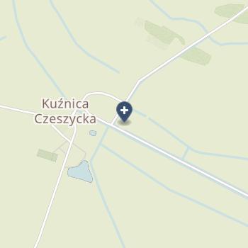 Praktyka Lekarska - Andrzej Krężlewicz na mapie