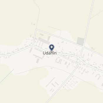 Praktyka Lekarza Rodzinnego Jacek Krajewski na mapie