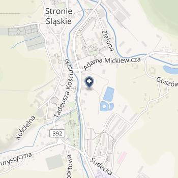 Przychodnia Medicus Stronie Śląskie na mapie