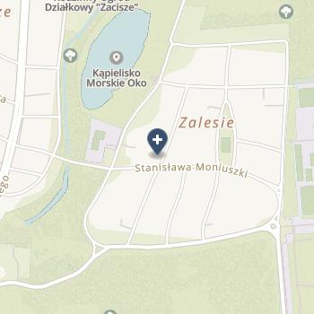 Przychodnia Vita Krystyna Witas na mapie