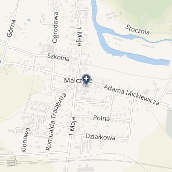 SPZOZ w Malczycach na mapie