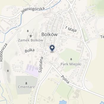 NZOZ Stacja Pielęgniarstwa Rodzinnego Ojca Pio na mapie
