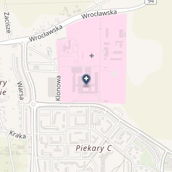 Centrum Opieki Pielęgniarskiej i Położniczej Familia na mapie