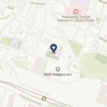 Samodzielny Zespół Publicznych Zakładów Opieki Zdrowotnej w Oleśnicy na mapie