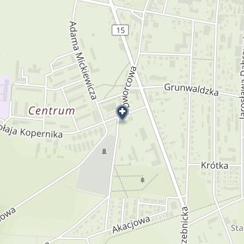 Gabinet Okulistyczny Iwona Wołyniak na mapie