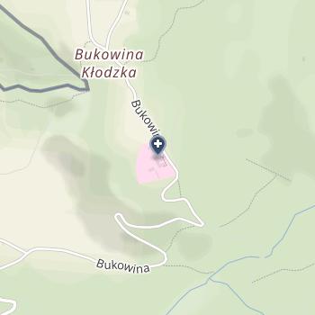 Sanatoria Dolnośląskie na mapie
