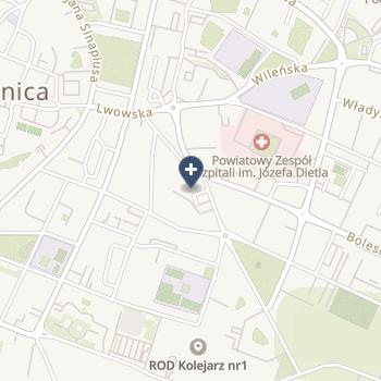 Emc Instytut Medyczny na mapie